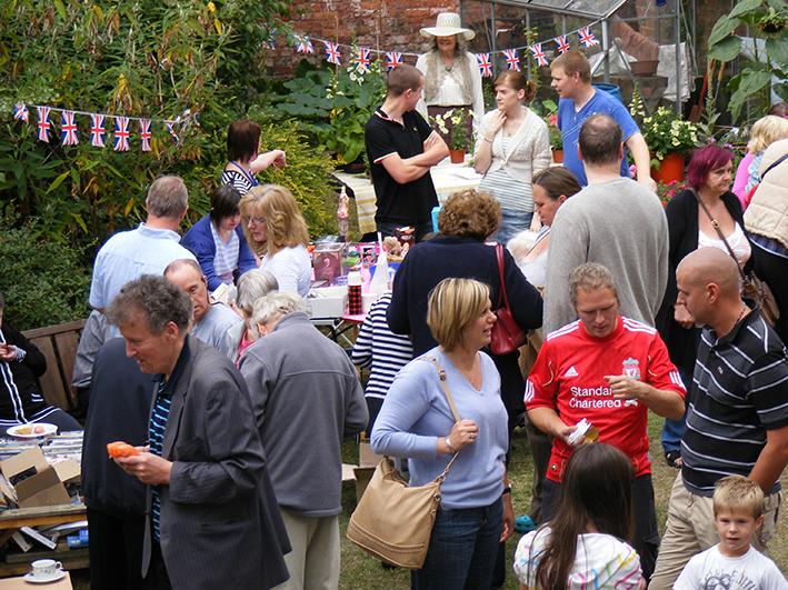 A Very English Tea Party
