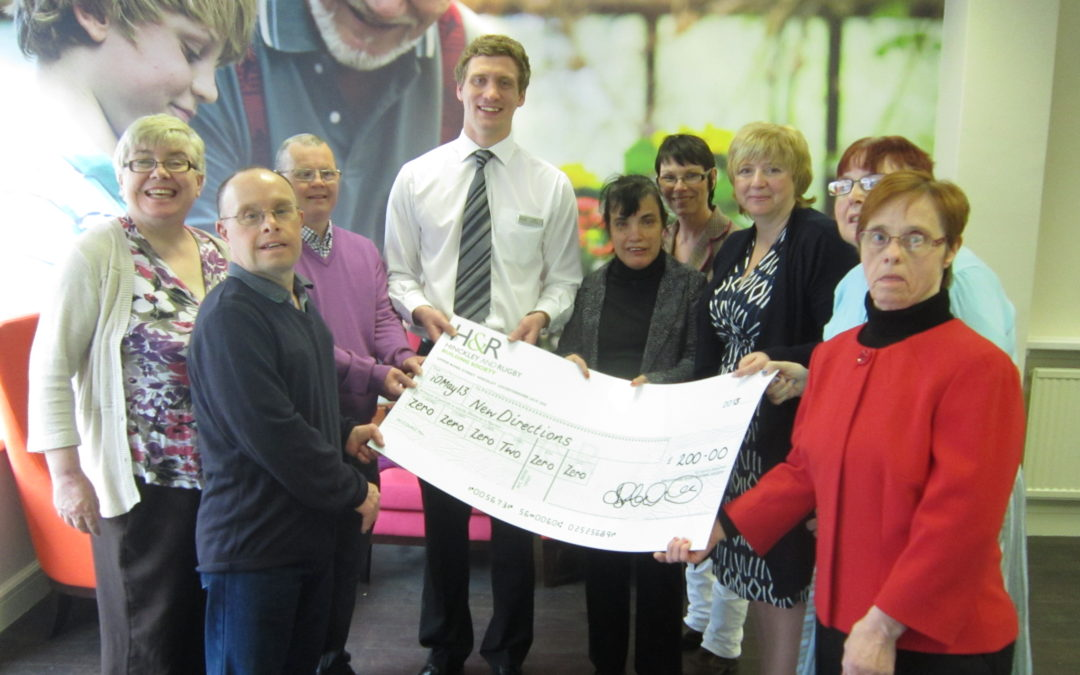 Hinckley and Rugby Holiday Donation