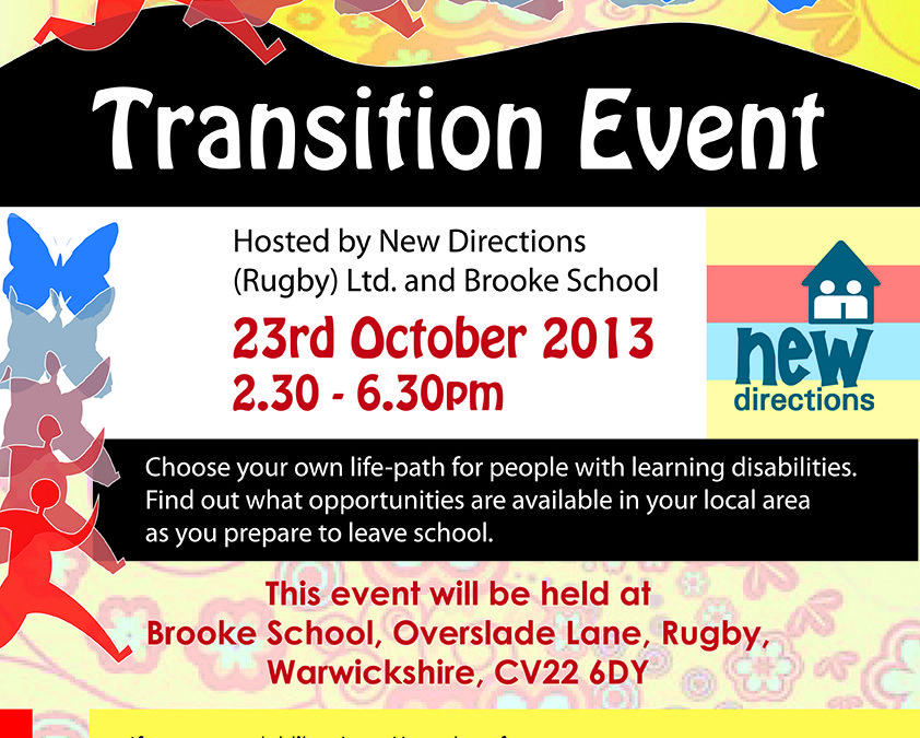 Moving Into Adulthood Transition Event