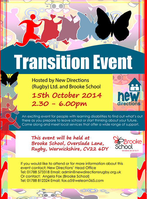 Young People's Transition Event