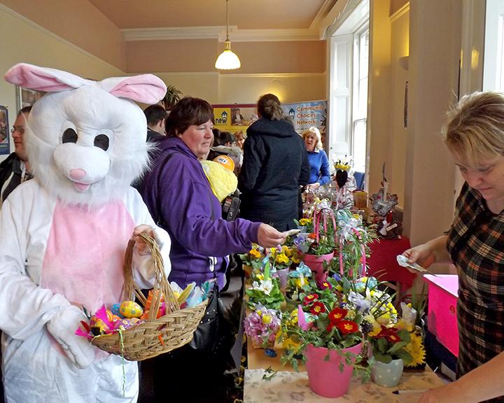 Easter Fete a Huge Success
