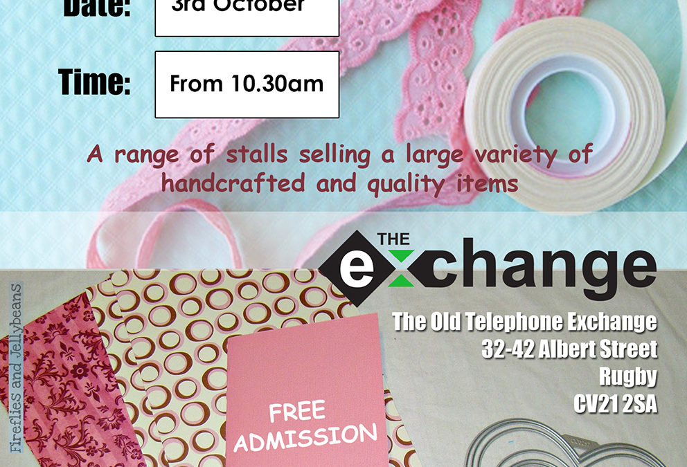 Craft Fair at The Exchange