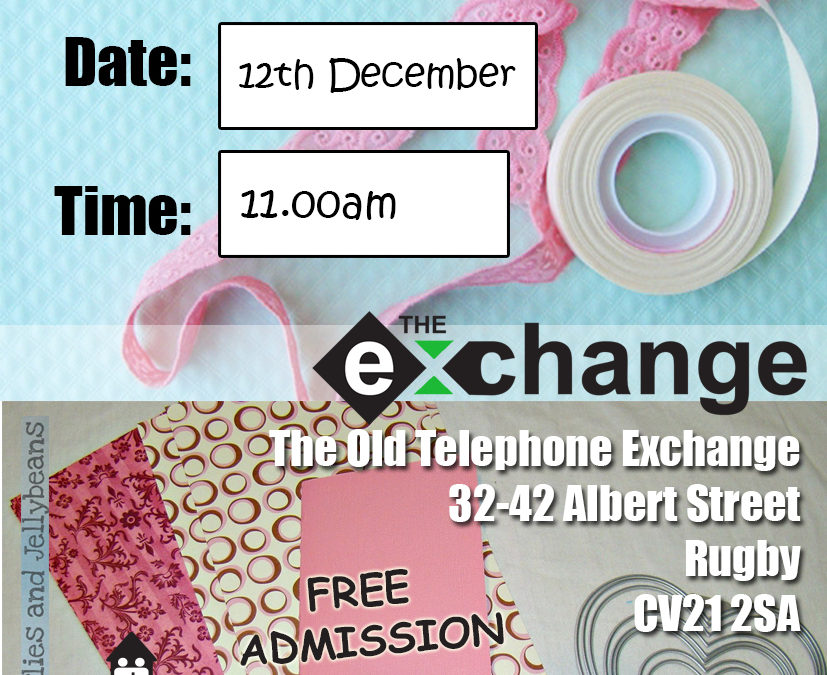 Crafty Second Fair at The Exchange