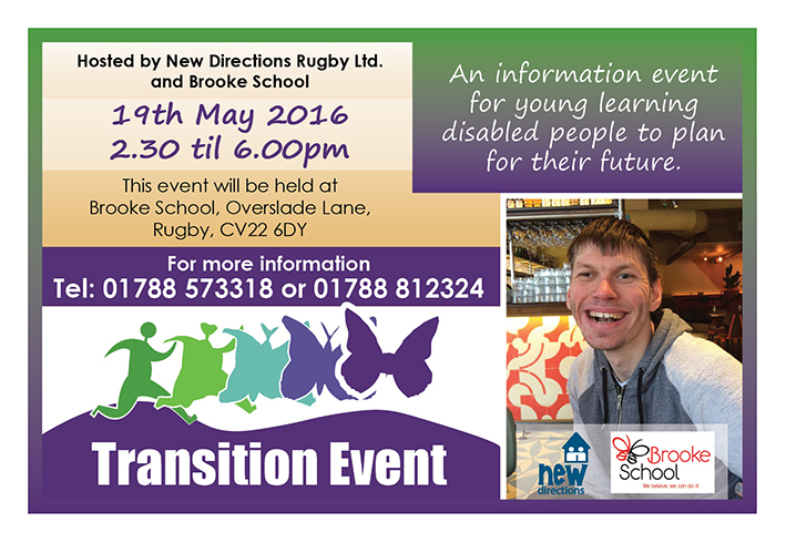 Who's On Board for the Transition Event