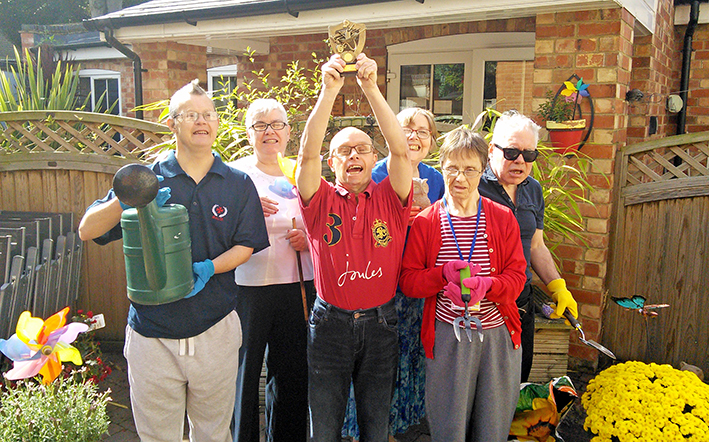 Greenfingers Gardening Competition