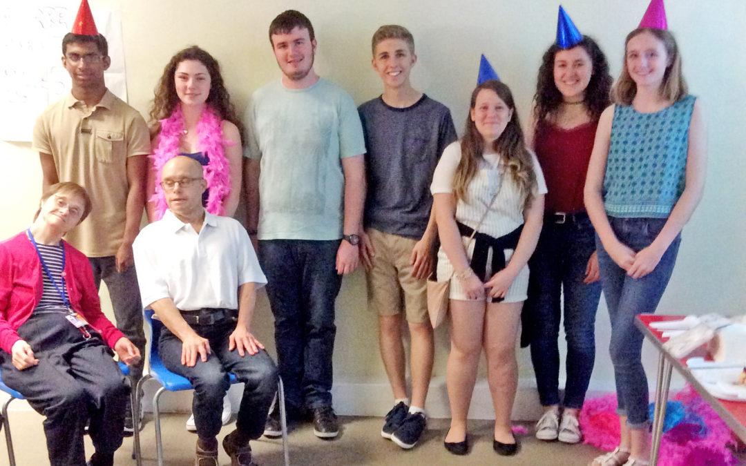 Teenagers' National Citizen Challenge