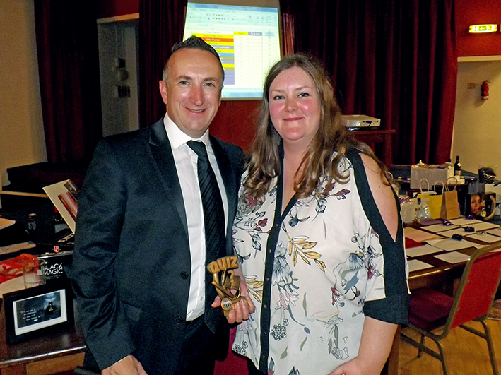 Quiz Fans Raise Funds For Art Therapy