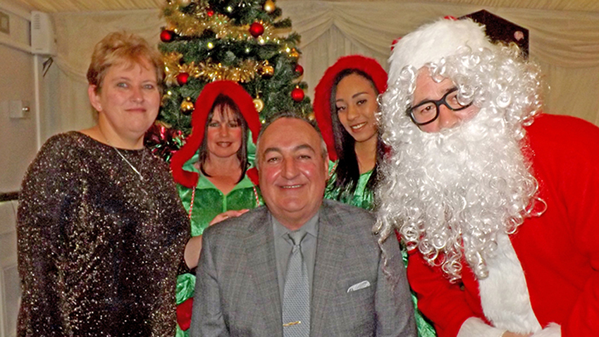 Christmas Lunch Celebrates Our 65th Year
