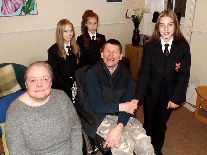 School Pupils' Walkathon Fundraiser