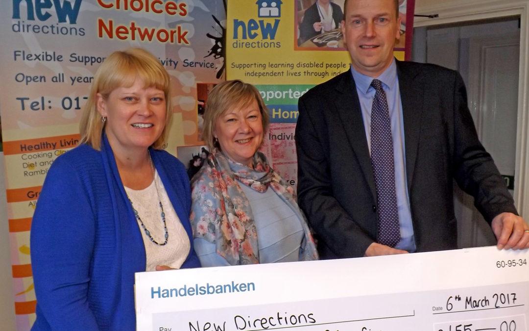 Handelsbanken Fundraises Toward 65th Anniversary Celebrations