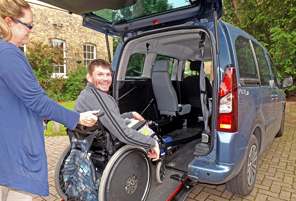 A Means To Get Out And About – Kyle's Story