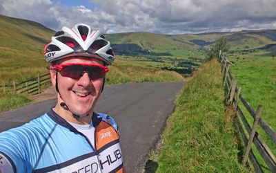 Cycling 360 Miles in 48 Hours Fundraiser