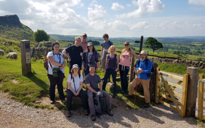 Peak District Walk Charity Challenge
