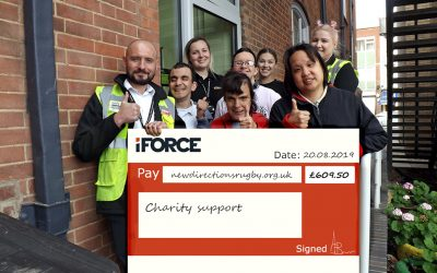 IForce FunDay Raises Money And A Smile