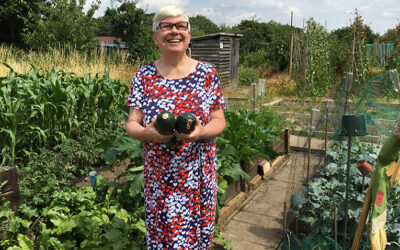 The Benefits Of Our Communal Allotment